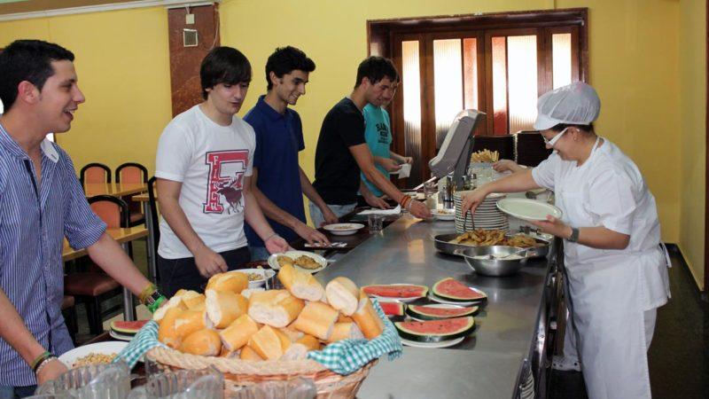 Comedor, cocina y Otros servicios