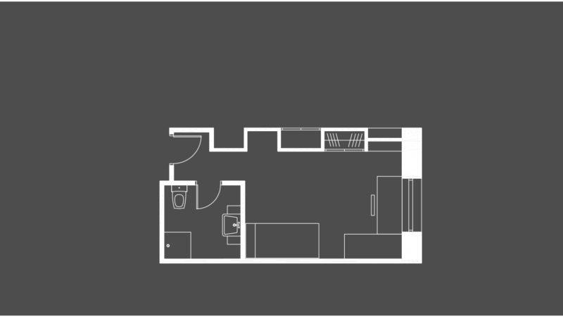Habitaciones y Exteriores