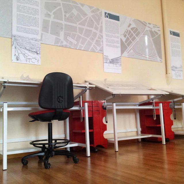 Salas de estudio